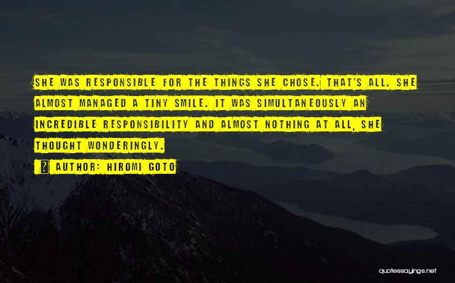 Hiromi Goto Quotes 797058