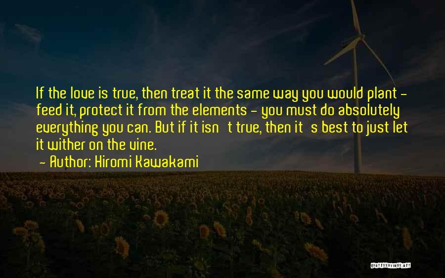 Hiromi Kawakami Quotes 1757553