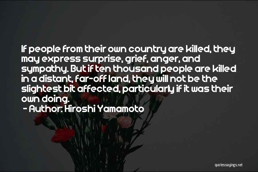 Hiroshi Yamamoto Quotes 484533