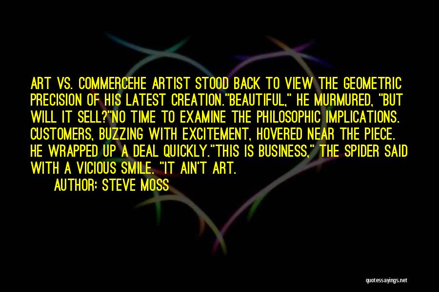His Beautiful Smile Quotes By Steve Moss