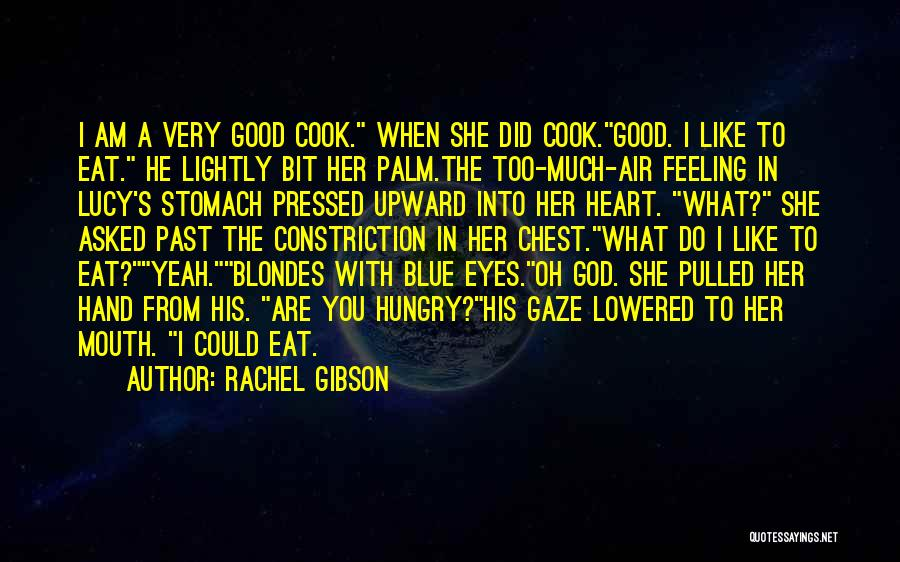 His Eyes Are Like Quotes By Rachel Gibson