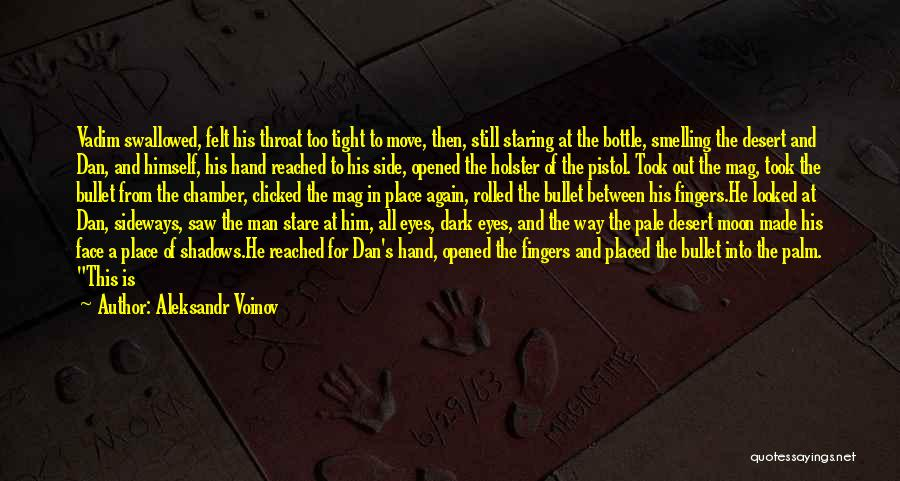 His In A Better Place Quotes By Aleksandr Voinov