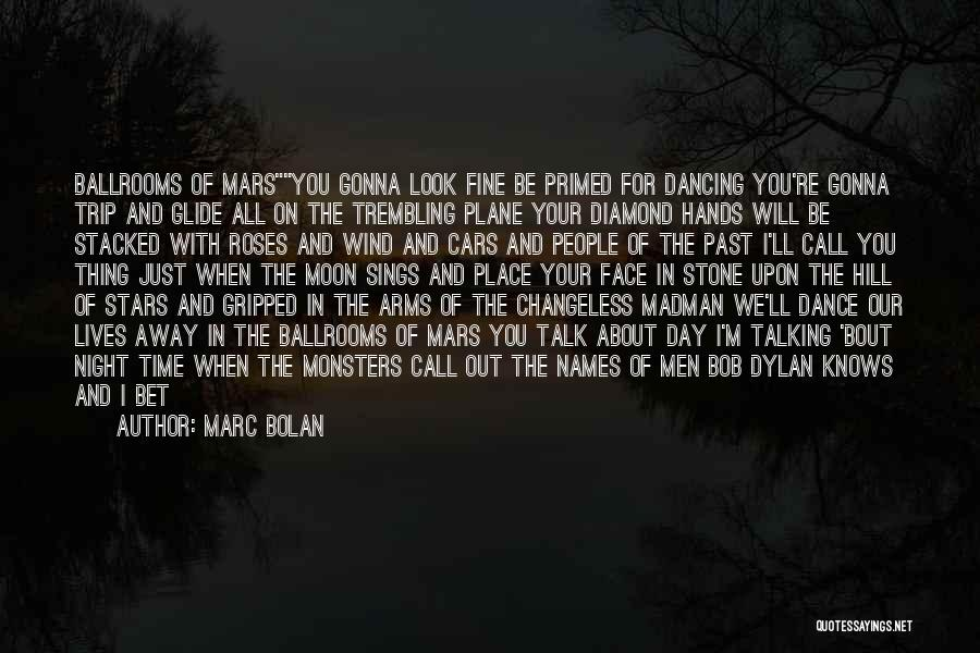 His In A Better Place Quotes By Marc Bolan