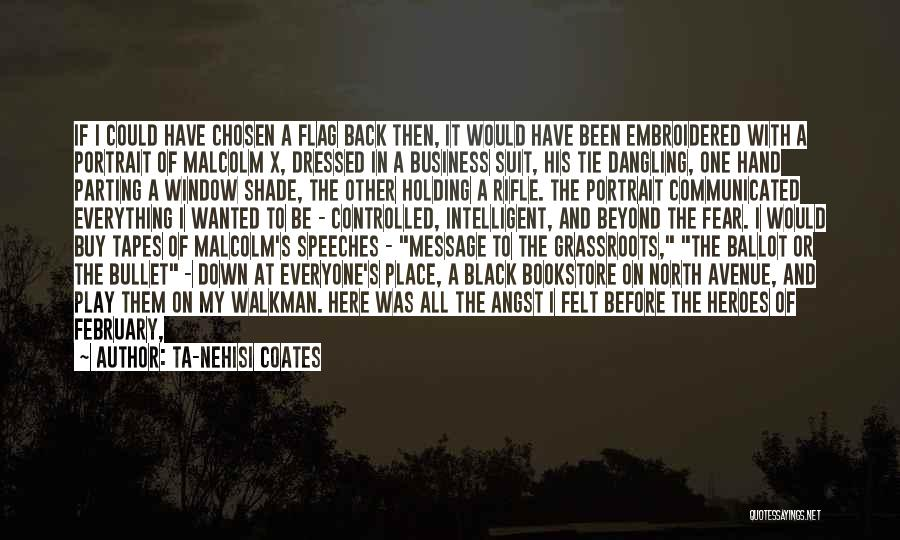 His In A Better Place Quotes By Ta-Nehisi Coates