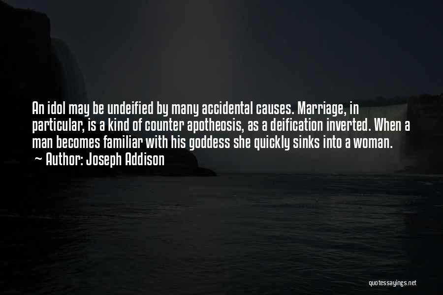 His Kind Of Woman Quotes By Joseph Addison