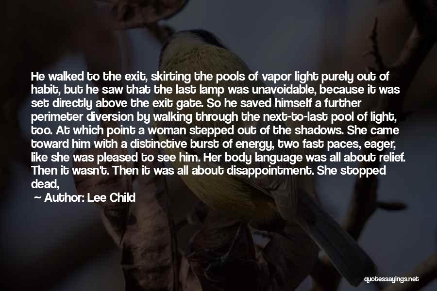 His Kind Of Woman Quotes By Lee Child