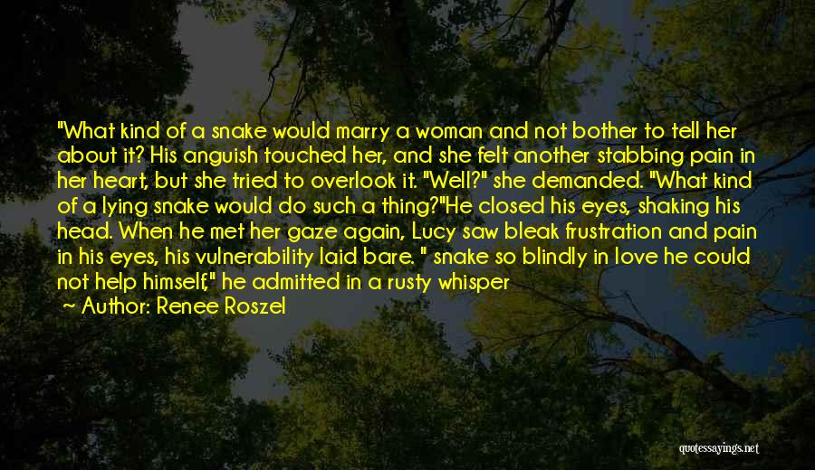 His Kind Of Woman Quotes By Renee Roszel