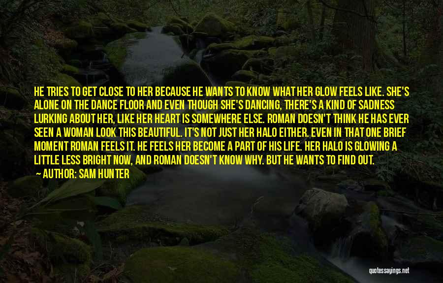 His Kind Of Woman Quotes By Sam Hunter
