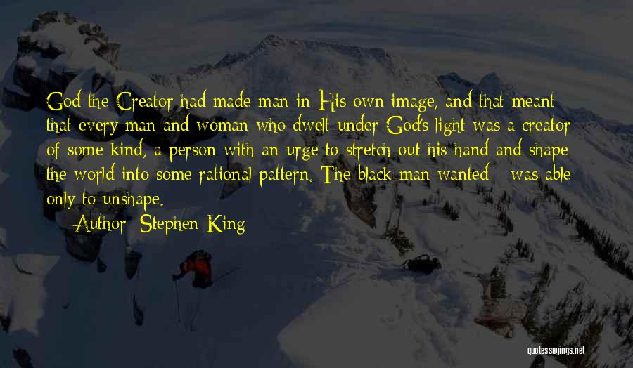 His Kind Of Woman Quotes By Stephen King