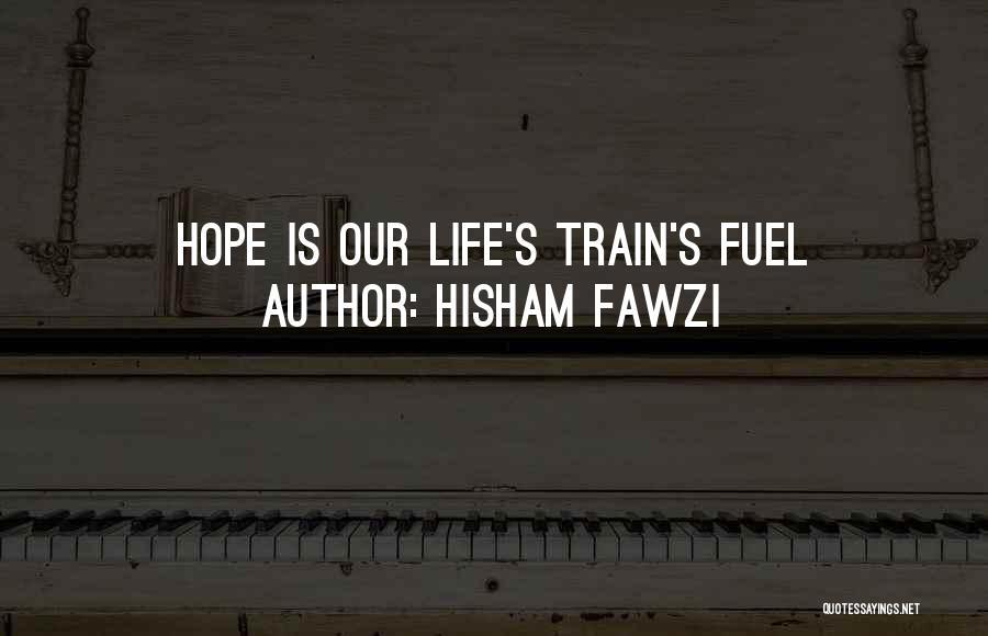 Hisham Fawzi Quotes 1072588