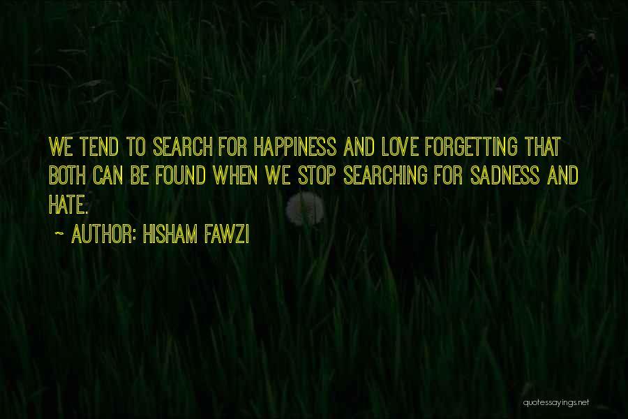 Hisham Fawzi Quotes 2270317