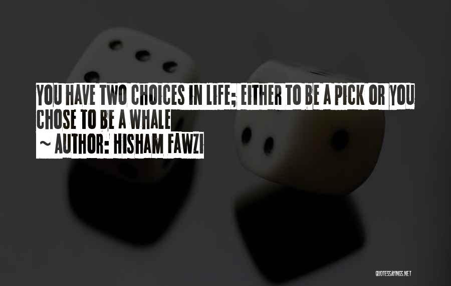 Hisham Fawzi Quotes 633926