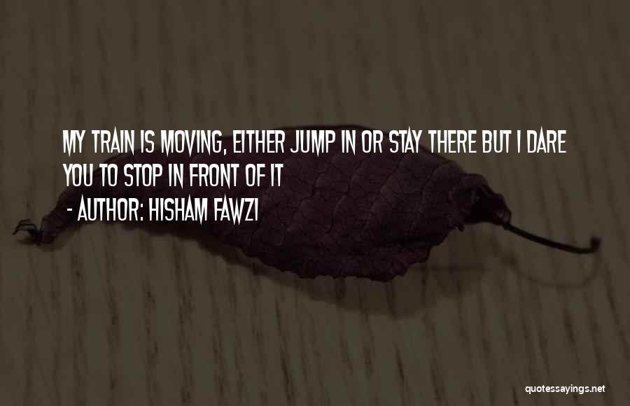 Hisham Fawzi Quotes 95736