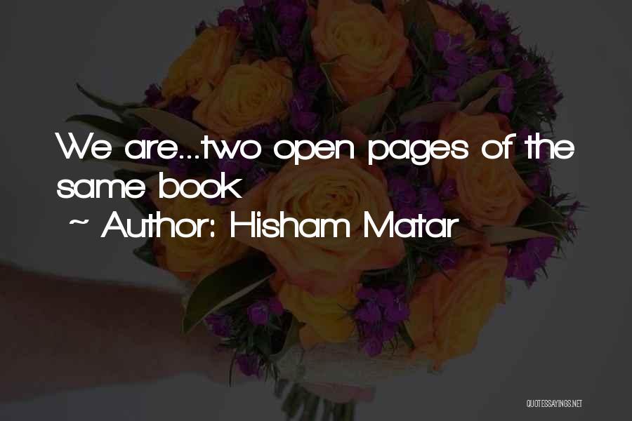 Hisham Matar Quotes 1246613
