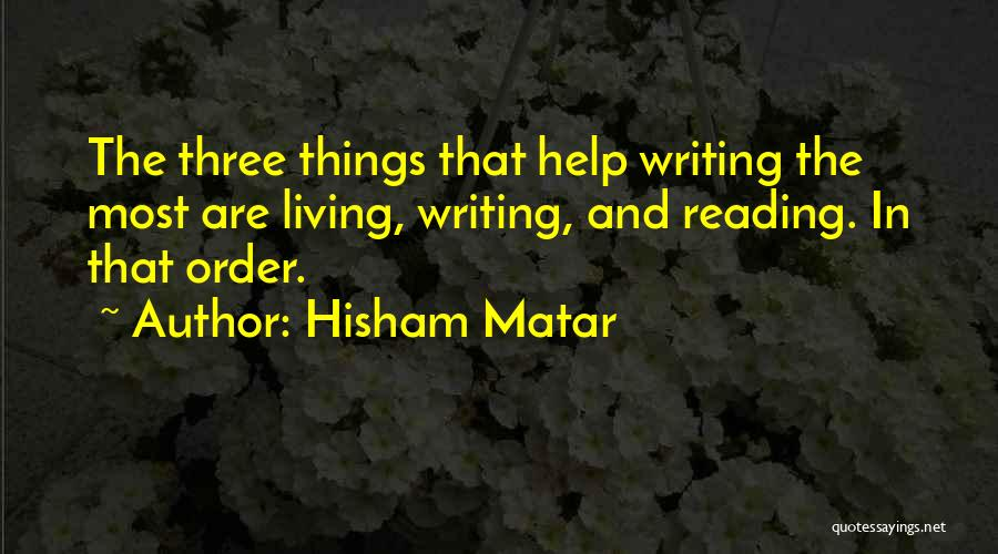 Hisham Matar Quotes 1851628