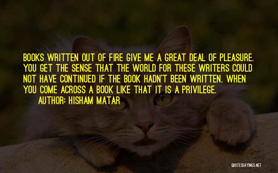 Hisham Matar Quotes 463992
