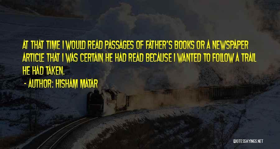 Hisham Matar Quotes 711188