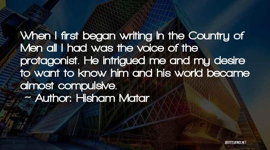 Hisham Matar Quotes 754437