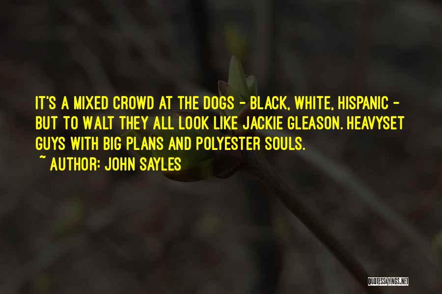 Hispanic Guys Quotes By John Sayles