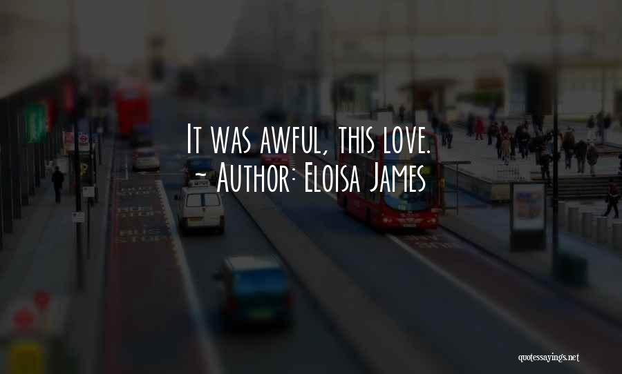 Historical Romance Novels Quotes By Eloisa James