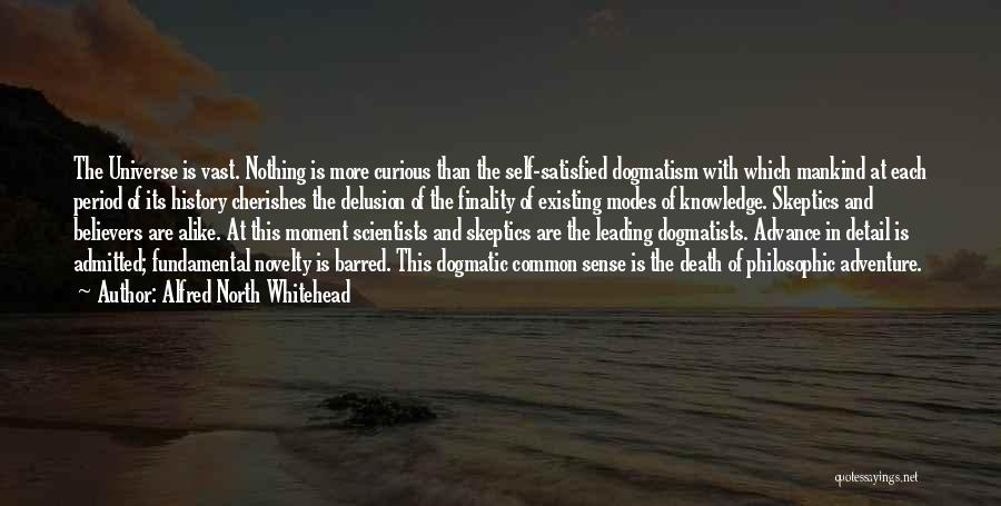 History And Knowledge Quotes By Alfred North Whitehead