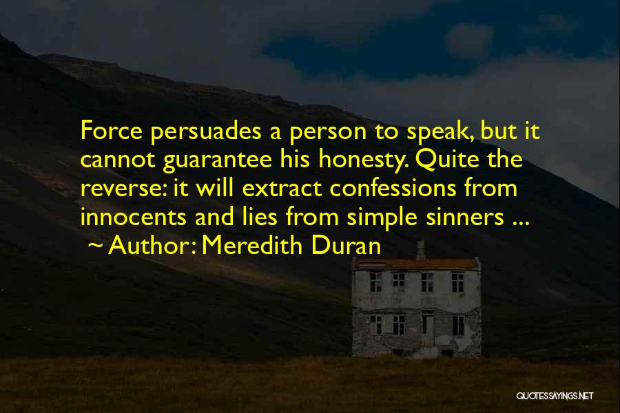 History And Knowledge Quotes By Meredith Duran