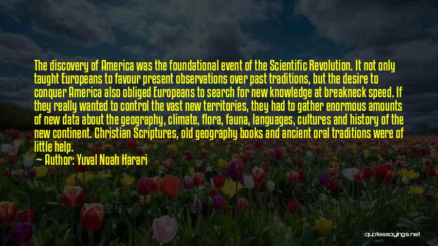 History And Knowledge Quotes By Yuval Noah Harari