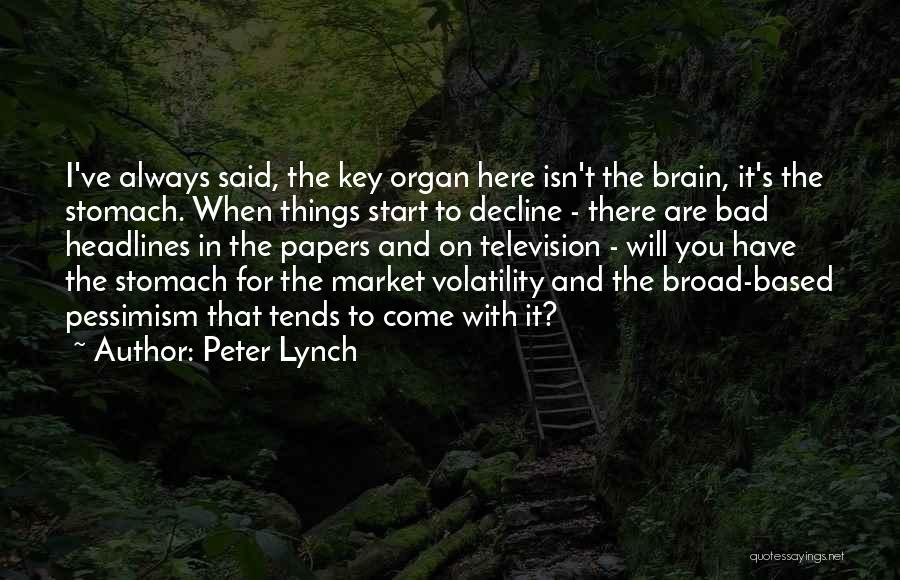History And Learning Quotes By Peter Lynch
