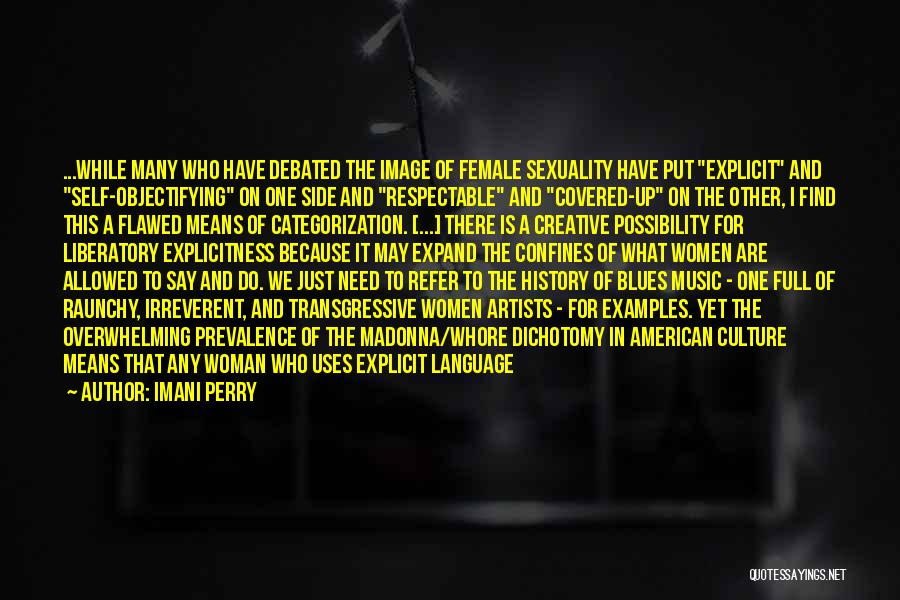 History And Music Quotes By Imani Perry