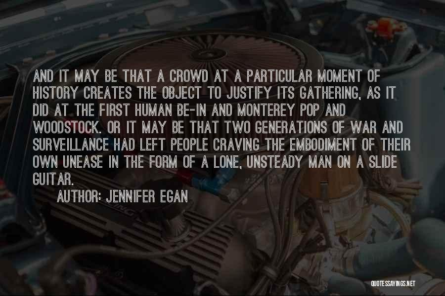 History And Music Quotes By Jennifer Egan