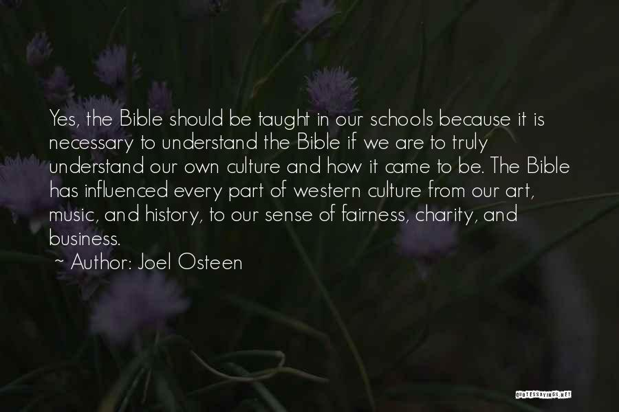 History And Music Quotes By Joel Osteen
