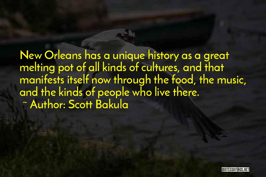 History And Music Quotes By Scott Bakula