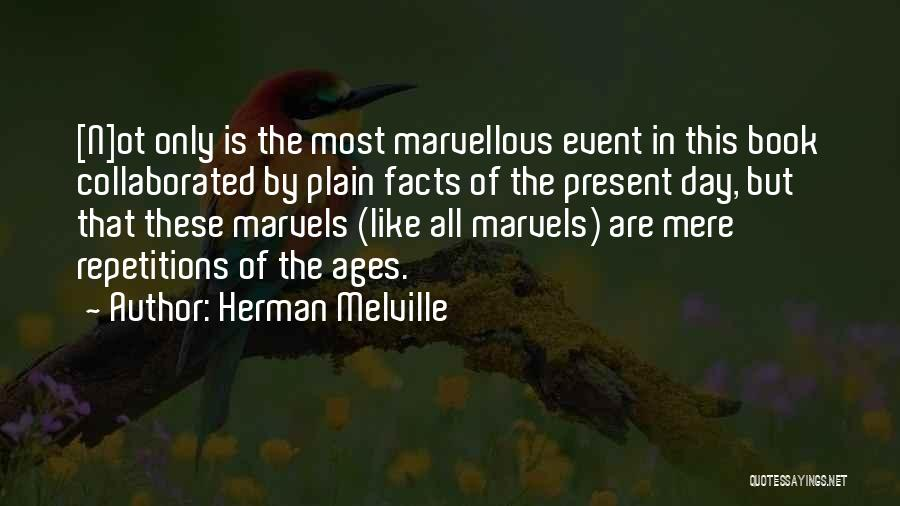 History Repeats Quotes By Herman Melville