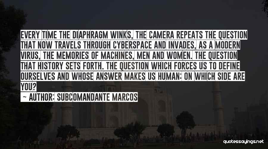 History Repeats Quotes By Subcomandante Marcos