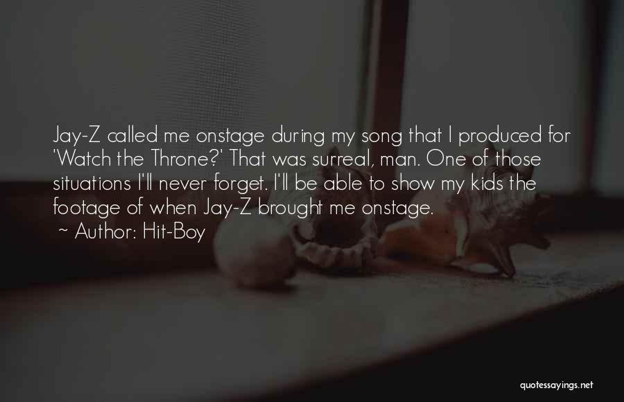 Hit-Boy Quotes 1727124