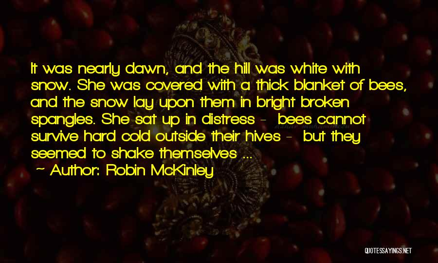 Hives Quotes By Robin McKinley