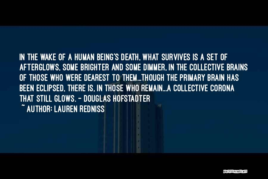 Hofstadter Douglas Quotes By Lauren Redniss
