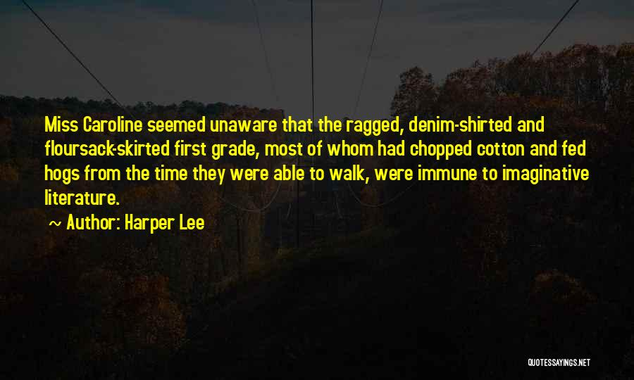 Hogs Quotes By Harper Lee