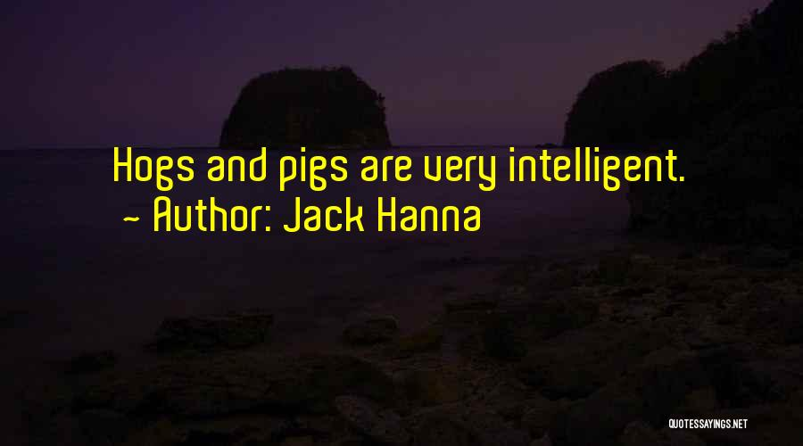 Hogs Quotes By Jack Hanna