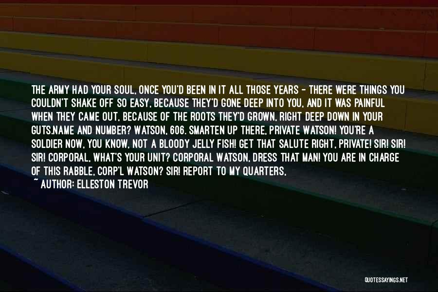 Hold It Down For My Man Quotes By Elleston Trevor