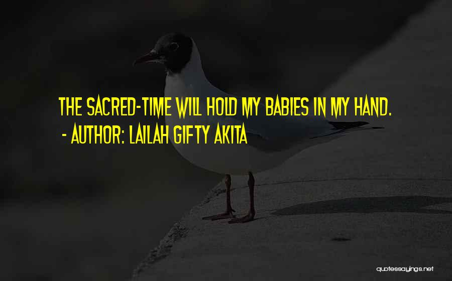 Hold Onto Faith Quotes By Lailah Gifty Akita
