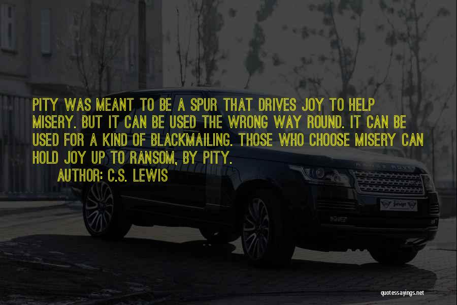 Hold Up Quotes By C.S. Lewis