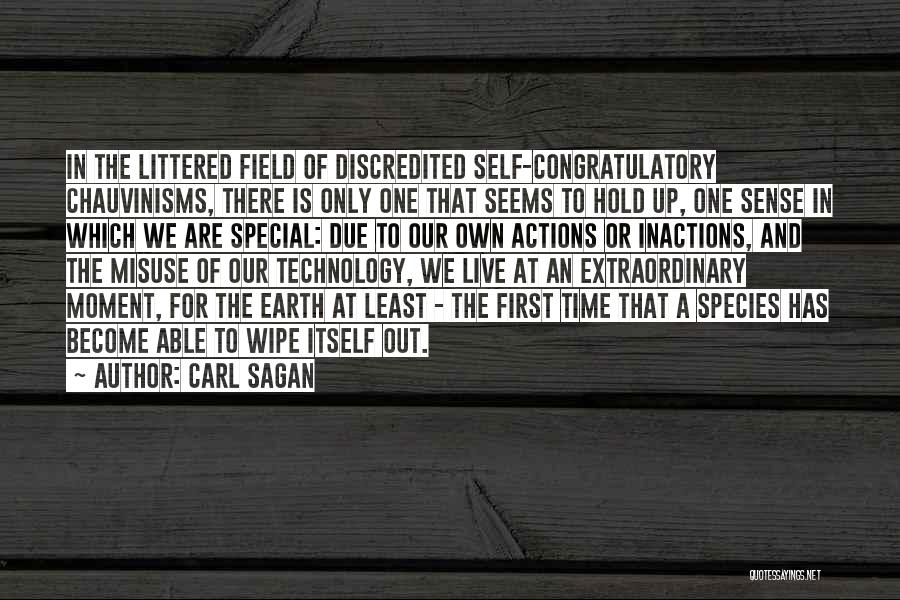 Hold Up Quotes By Carl Sagan