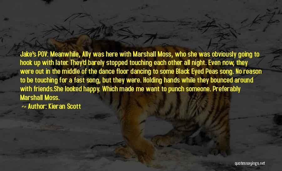 Holding Hands Best Friends Quotes By Kieran Scott