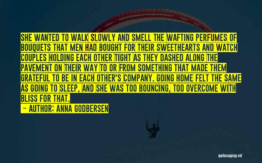 Holding Tight Quotes By Anna Godbersen