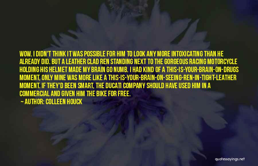 Holding Tight Quotes By Colleen Houck