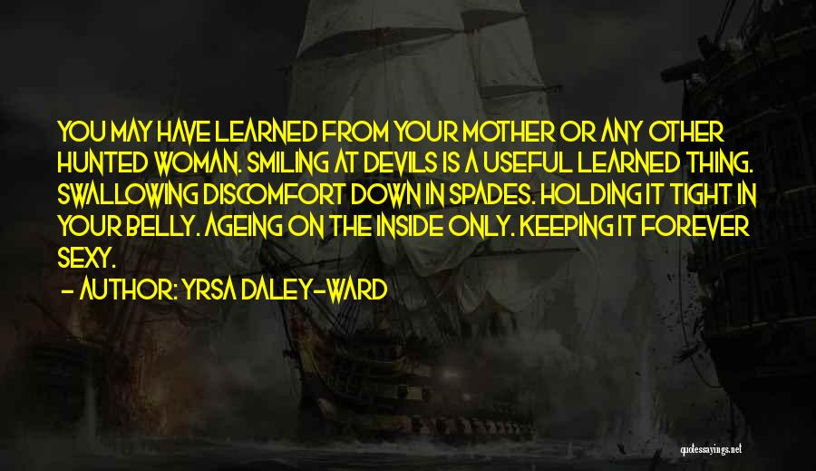 Holding Tight Quotes By Yrsa Daley-Ward