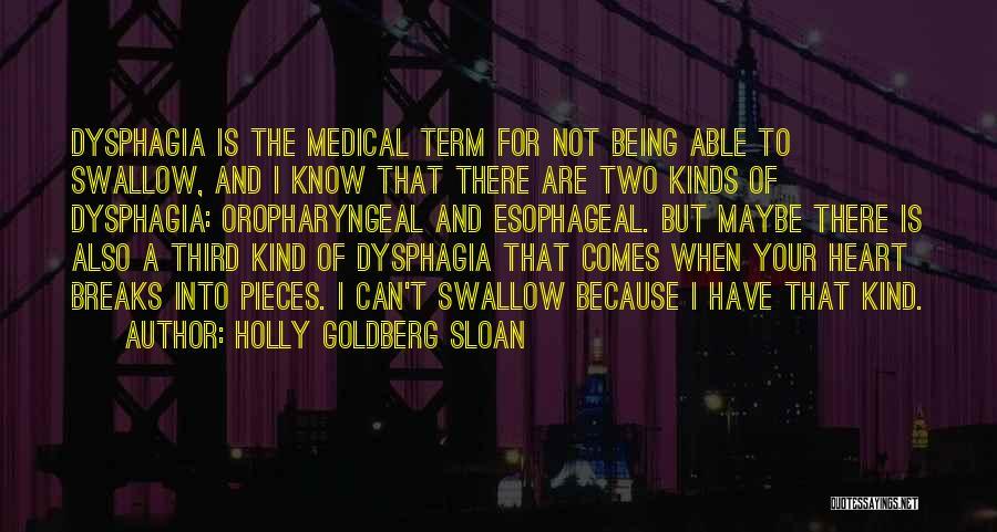 Holly Goldberg Sloan Quotes 1065542