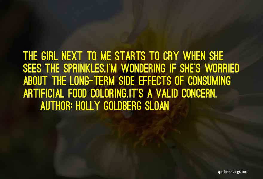 Holly Goldberg Sloan Quotes 1122476