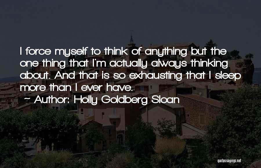 Holly Goldberg Sloan Quotes 1192123